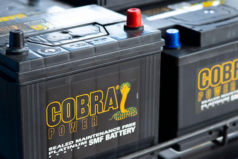 Noranda Service Centre Gallery Images - Car Batter Cobra Power Sealed Maintenance Free SMF Battery
