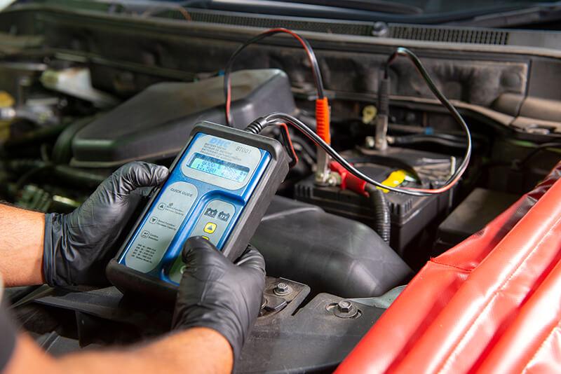 Noranda Service Centre Services - Auto Electrical - Car Electrical Checking using Auto Electrical Checker